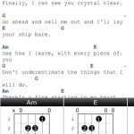 Chords dictionary