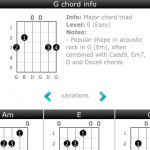 Extended chord info